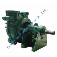 Buy cheap EHR-4D anti-abrasive rubber lined slurry pumps for sale from Wholesalers
