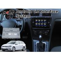 Buy cheap Lsailt Volkswagen Video Interface for Golf 2014-2020 with Mirrorlink google Youtube Android 9.0 from Wholesalers