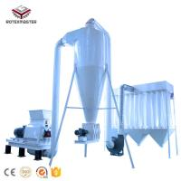 China 2-3Ton Per Hour Hammer Mill For Feed Pellet And Powder Production Wood Chip Hammer Mill on sale