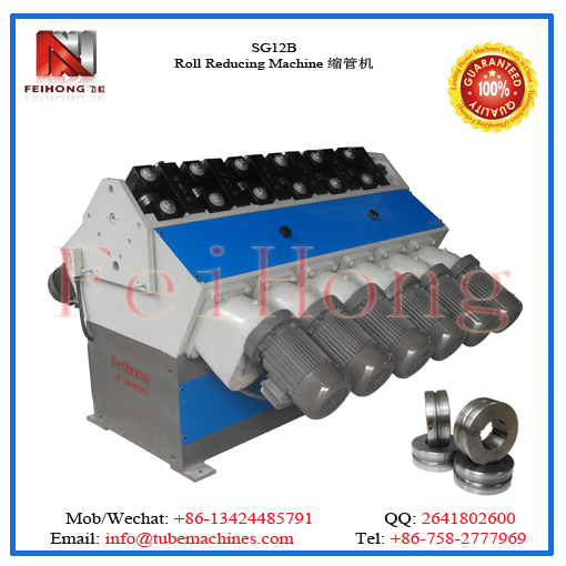 SG reducing machine for heater