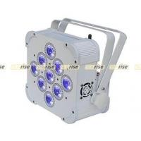 Quality Durable Dmx Par Light , Battery Operated Wireless Led Portable Uplight Can Spot Lights for sale