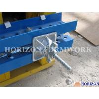 Natrual Colour Shuttering Tie Rod Slope Plate Fastening Inclined Formwork