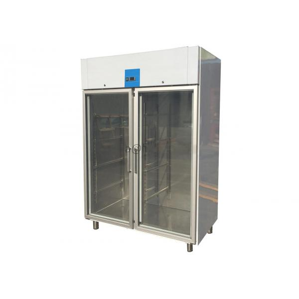 china ce approved glass door reach in upright chiller imported embraco compressor commercial refrigerator freezer - Commercial Refrigerator For Sale