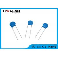 China High Efficiency Metallic Oxide Varistor 3MOVs With Blue Epoxy For Surge Protector on sale