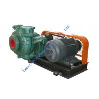 Buy cheap EHM-4D horizontal abrasion resistant slurry pumps with wear-resistant metal impellers from Wholesalers