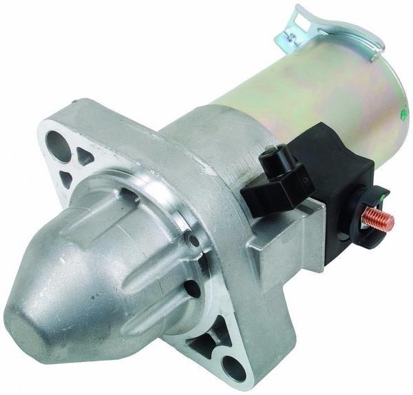 Original mitsuba starter motor fit honda crv 2 4l l4 2002 for Honda crv starter motor