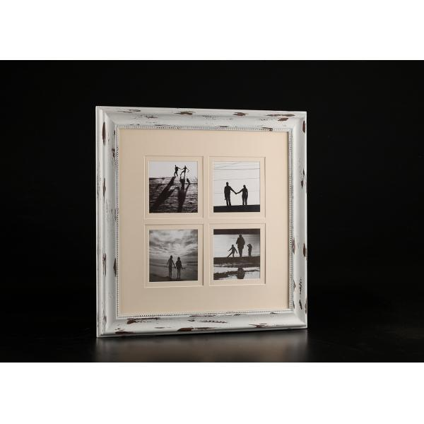Buy Rustic Wooden Collage Frames / Distressed White handmade wood ...