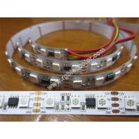 Buy cheap 72led digital rgb dc12v dmx led strip from Wholesalers