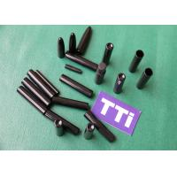 Buy cheap Black Custom Injection Molds Parts ABS + PC Industrial Tubes from Wholesalers