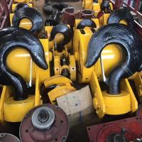 Buy cheap 5-600 Tons Overhead Crane Parts Hook Easy Using For Grabbing And Lifting Loads from Wholesalers