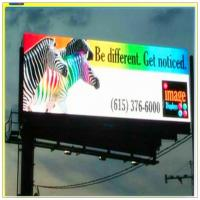 High Definition Full Color LED Display / SMD3535 Outdoor LED Advertising Screens