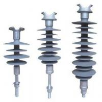 Buy cheap 33 KV Polymer Insulator and Composite Pin Insulator with grey color  with competitive price from wholesalers