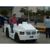 Buy cheap High Power Tug Baggage Tractor 65 Liter Fuel Tank Euro 3 / Euro 4 Standard from Wholesalers