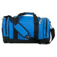 Buy cheap Blue High End Mens Large Travel Duffel Bags Durable , Waterproof Duffel Bag from Wholesalers