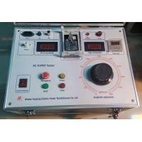 Buy cheap 1 Class 220V AC 2KV 2000VA Hipot Machine For Small Withstand Voltage Test from Wholesalers