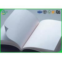 Buy cheap White Uncoated Offset Printing Paper  60g 70g 80g For A4 A3 A5 Size from Wholesalers