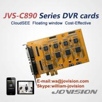Buy cheap JVS-C890 Series DVR Cards from wholesalers