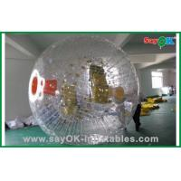 Buy cheap Commercial Inflatable Bumper Ball For Adults Durable Clear Walk On Water Ball from Wholesalers