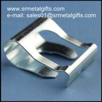 China Galvanized stamping spring clip, stainless steel extended spring clip on sale