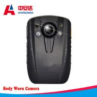 Buy cheap Safety Guard  Body Worn Camera Portable Police Recording Gps With 5MP CMOS Sensor from Wholesalers