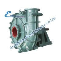 Buy cheap Large Capacity Horizontal Centrifugal Slurry Pump For Mineral Processing from Wholesalers