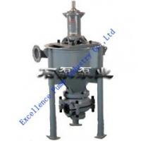 Buy cheap High corrosion EVF-3Q vertical froth slurry pumping systems with stainless steel lined from Wholesalers