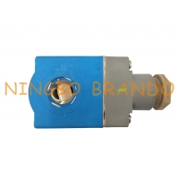 China Danfoss Type Solenoid Valve Coil BE024DS 24V DC 18W 018F6757 factory