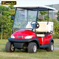 China 2 Seat Mini Gold Club Electric Multi Passenger Golf Carts With Trojan Battery on sale