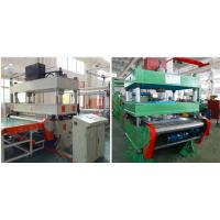 China Electric Tile Cutter / Carpet Cutting Machine Thick Materials And Non Woven Fabrics on sale