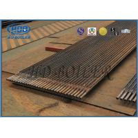 Quality Carbon Steel Membrane Water Wall Panels For Power Plant Boiler , ASME Standard for sale