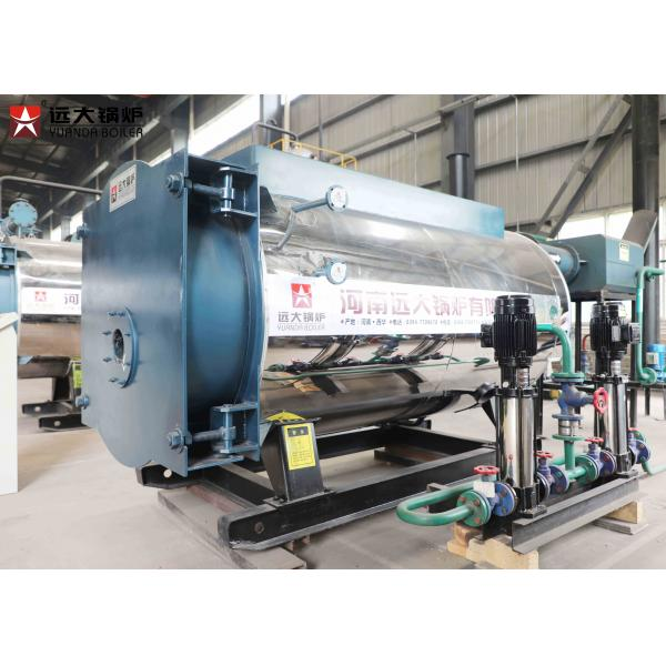 Lpg Cng Fired Commercial Gas Boiler 6 Ton 8 Ton For Paper Processing ...