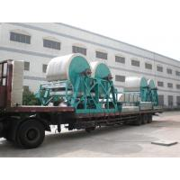 China Rotary Drum Dryer Machinery For Baby Rice Cereal Food Processing Industry on sale