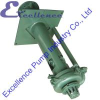 Buy cheap High Efficient Centrifugal Vertical Sump Pump For Mineral Processing from Wholesalers