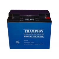 Buy cheap China Champion UPS Battery 12V18Ah NP18-12 Lead Acid AGM Battery VRLA Battery, SLA Battery from Wholesalers