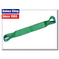 2000kg Load Work Flat Lifting Slings Safety EN 1492-1 Standard High Tenacity