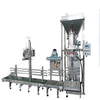 Manual heavy bag packing machine packaging machine for sugar for sale
