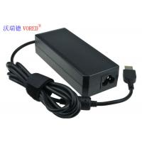 Buy cheap RoHS Lenovo Laptop Power Adapter PC ABS Material OVP / OCP Protection from Wholesalers