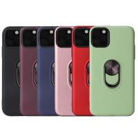 Buy cheap New Shockproof Magnetic PC TPU Fundas Para Celular Phone Case For iPhone 11 from Wholesalers