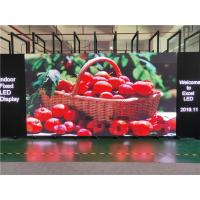 Buy cheap 500*500mm Indoor Fixed LED Display Pantalla For Concert Customized Size from Wholesalers