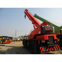 USED KATO KR-25H-IIIL 25T ROUGH TERRAIN CRANE FOR SALE ORIGINAL JAPAN 25T for sale