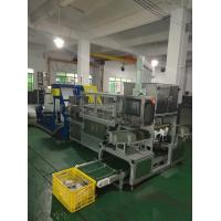 Buy cheap Mitsubishi Multi - Layer Non Woven Mask Making Machine , Film Nonwoven Bag Making Machine from wholesalers