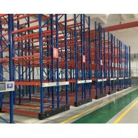 China Heavy Weight Commercial Pallet Rack , Warehouse Metal Pallet Racks Corrosion Protection on sale