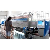 Buy cheap Professional Industrial Embroidery Machines 3353 Mm Embroidery Width , Minimum Operating Noise from Wholesalers