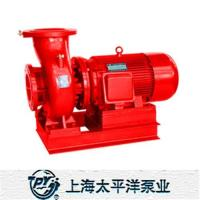 China XBD-W Horizontal Single-stage Fire-fighting Pump on sale
