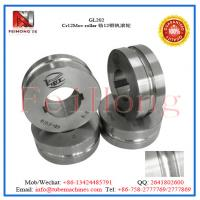 Buy cheap Cr12Mov roll for roll reducing machine from Wholesalers