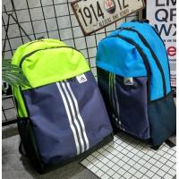 Buy cheap Men And Women Universal Backpack Campus Wind Student Waterproof Oxford Cloth Large Bag Outdoor Travel Bag from Wholesalers