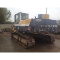 USED KOMATSU PC200-5 EXCAVATOR FOR SALE ORIGINAL JAPAN KOMATSU PC200-5 DIGGER for sale