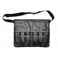 Buy cheap Pro Cosmetic Makeup Brush Apron Bag Artist Belt Strap Holder Black from Wholesalers