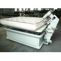 Buy cheap High Precison Mattress Tape Edge Sewing Machine Automatic 7.5m / min from Wholesalers