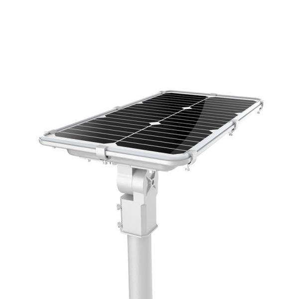 Stylish Solar Powered Parking Lot Lights IP65 30W 45W 50W